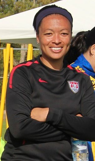 Angela Hucles soccer player