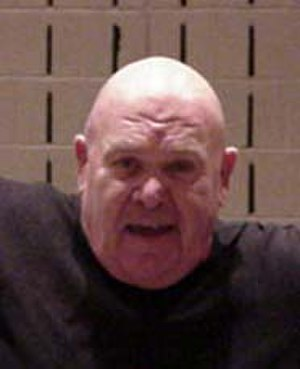 George Steele - George Steele in 2005