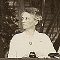 Anna Kleman at the International Congress of Women1915.jpg