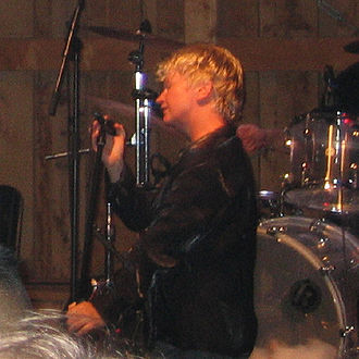 Anne Clark (poet) - Anne Clark live in concert in Germany, 2008