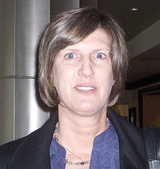 Anne Donovan - Image: Anne Donovan