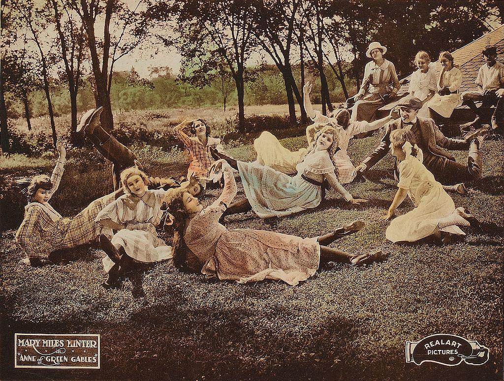 Anne of Green Gables 1919-scene2