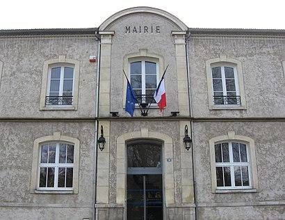 Como chegar até Annet-sur-Marne com o transporte público - Sobre o local