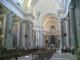 Santissima Annunziata Maggiore, Naples - Nave
