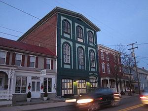 Annville Township, Lebanon County, Pennsylvania - Image: Annville, Pennsylvania (6480009309)