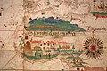 Anonimo portoghese, carta navale per le isole nuovamente trovate in la parte dell'india (de cantino), 1501-02 (bibl. estense) 08.jpg