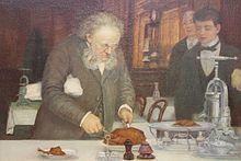 Anonyme fin XIXe siècle - Frédéric découpant le canard - restaurant La Tour d'argent.jpg