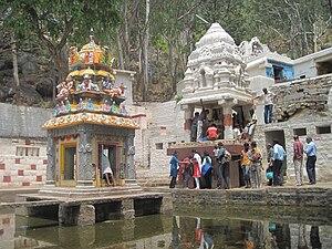 Antara Gange - Antara Gange temple