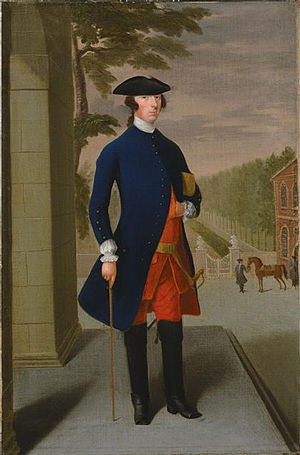 Joseph Leeson, 1st Earl of Milltown - Joseph Leeson, later 1st Earl of Milltown, by Anthony Lee, 1730s