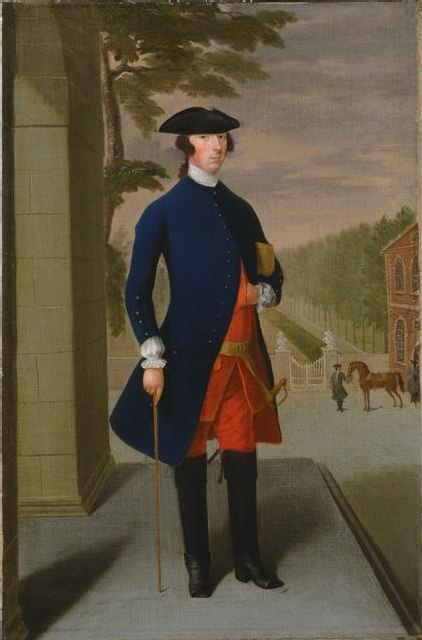 Anthony Lee Portrait of Joseph Leeson, later 1st Earl of Milltown