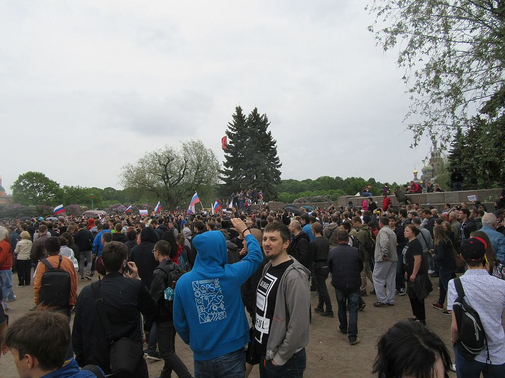 Anti-Corruption Rally in Saint Petersburg (2017-06-12) 24.jpg