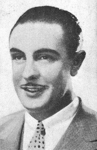 Antonio Román - Román in 1935