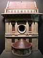 Antonio da sangallo il vecchio (attr.), modello per il completamento dle tamburo della cupola, 1507-15.JPG