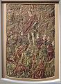 Antonio del pollaiolo (disegno), san giovanni predica alle folle, 1466-88.JPG
