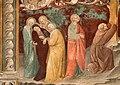Antonio vite e collaboratore, arbor vitae, trasfigurazione e miracolo della madonna della neve, 1390-1400 ca. 20 pie donne.jpg