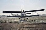 Antonov An-2 SP-AOB, Gliwice 2017.12.30 (07).jpg