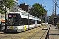 Antwerpen - Antwerpse tram, 23 juli 2019 (033, Frankrijklei, station Stadspark).JPG