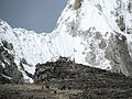 Approaching the summit of Kala Patthar.jpg