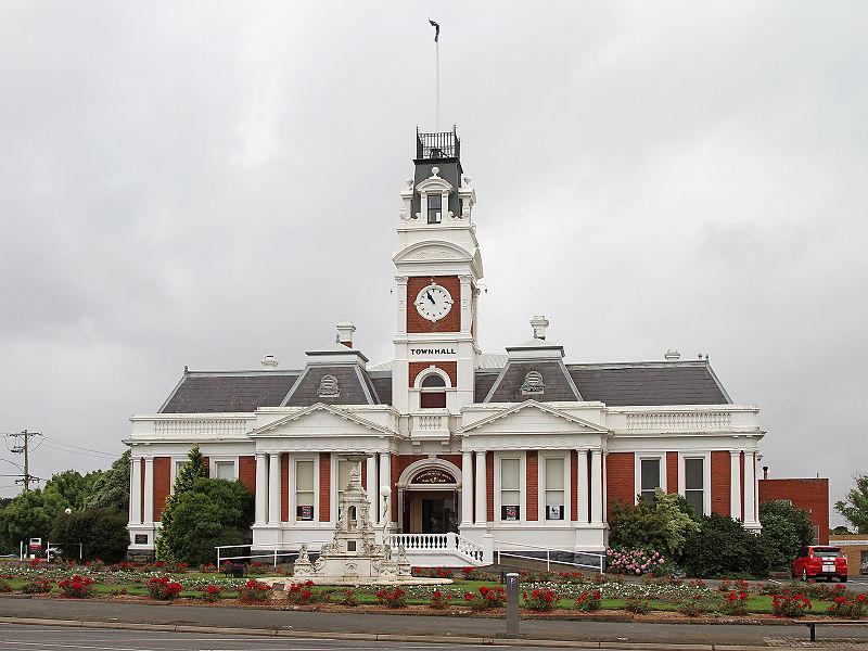 File:Ararat Town Hall, Ararat, Vic, jjron, 12.01.2011.jpg