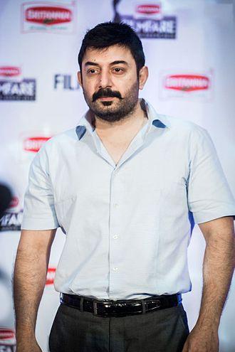 Arvind Swami - Arvind Swamy at the 63rd Filmfare Awards South