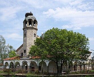 Kostenets (village) - Image: Arcahngel Michael Church of Kostenets village