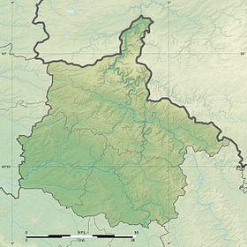 (Voir situation sur carte: Ardennes)