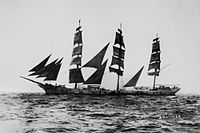 Arethusa - full rigged ship1890-1946 - StateLibQld 70 134203.jpg