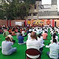 Arham Yoga & Meditation Shivir, Model Town.jpg