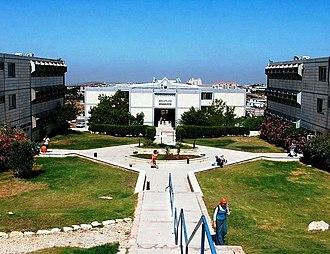 Ariel (city) - Ariel University