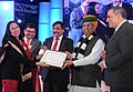 Arjun Ram Meghwal at the 61st Annual Day of National Projects Construction Corporation Ltd. (NPCC), A PSU under the Ministry of WR, RD & GR, in New Delhi (1).jpg