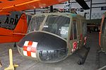 Arkansas Air & Military Museum May 2017 44 (Bell UH-1M medi-vac helicopter).jpg