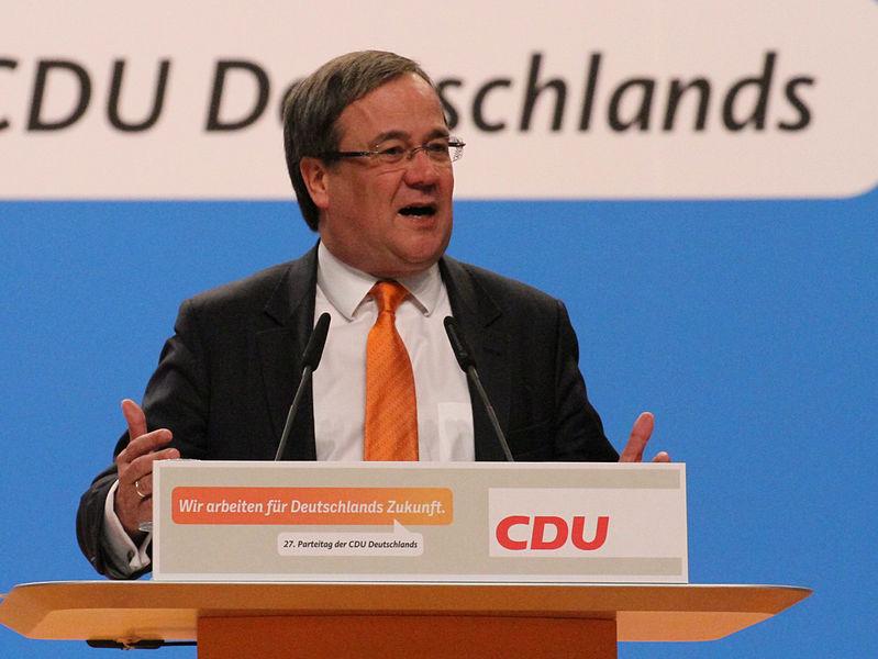 File:Armin Laschet CDU Parteitag 2014 by Olaf Kosinsky-13.jpg