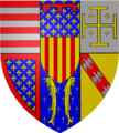 Armoiries René d'Anjou 1443.png