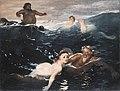Arnold Böcklin - Im Spiel der Wellen (1883).jpg