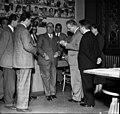 Arnoldo Mondadori ed Enzo Biagi archivi Mondadori AA114131.jpg