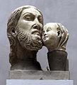 Arnolfo di cambio, cristo con animula della vergine, 1300-10 ca.JPG