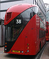 Arriva London bus LT2 (LT61 BHT), route 38, 3 February 2013 (01).jpg