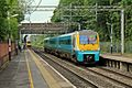 Arriva Trains Wales Class 175, 175111, Alderley Edge railway station (geograph 4524565).jpg