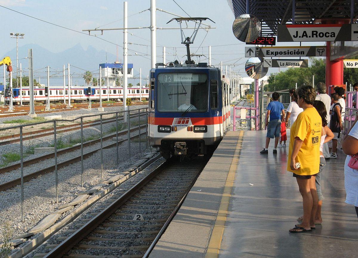 Monterrey Metro Wikipedia