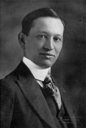 Society of American Indians - Dr. Arthur Caswell Parker