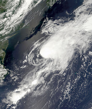 2002 Atlantic hurricane season - Image: Arthur Jul 15 2002 1545Z