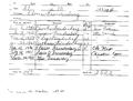 Arthur Oscar Freudenberg I (1891-1968) sexton card for Flower Hill Cemetery.png