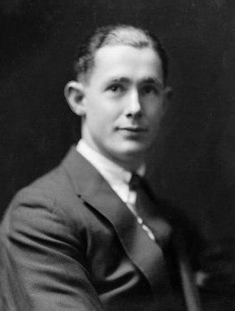 Arthur Porritt, Baron Porritt - Arthur Porritt in 1923