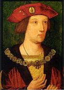 Arthur Prince of Wales c 1500