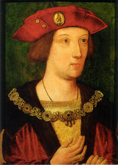 Arthur, Prince of Wales (1486-1502)