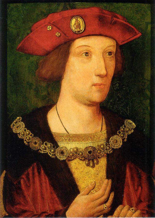 Genealogía de los Reyes Católicos 640px-Arthur_Prince_of_Wales_c_1500