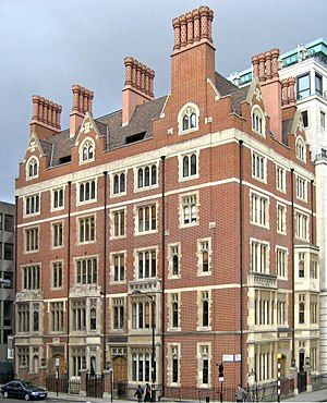 International Institute for Strategic Studies - Arundel House, Temple, London