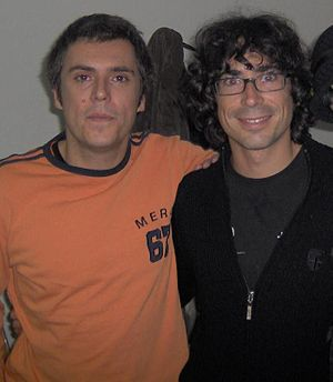 Ferreiro, Iván (1970-)