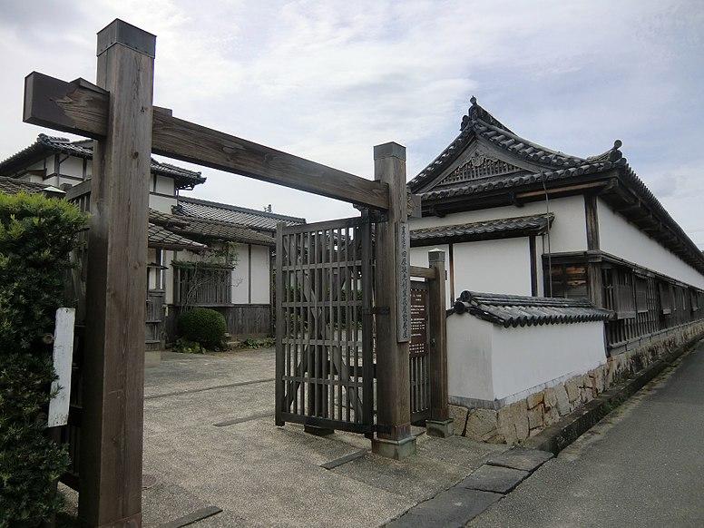 Asa mouri's hagi residence