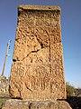 Ashtarak Karmravor church (khachkar) (51).jpg